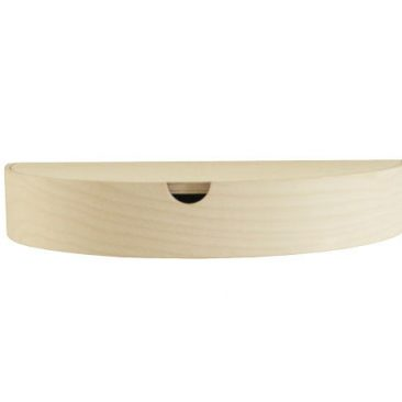 Hide away shelf - Birch