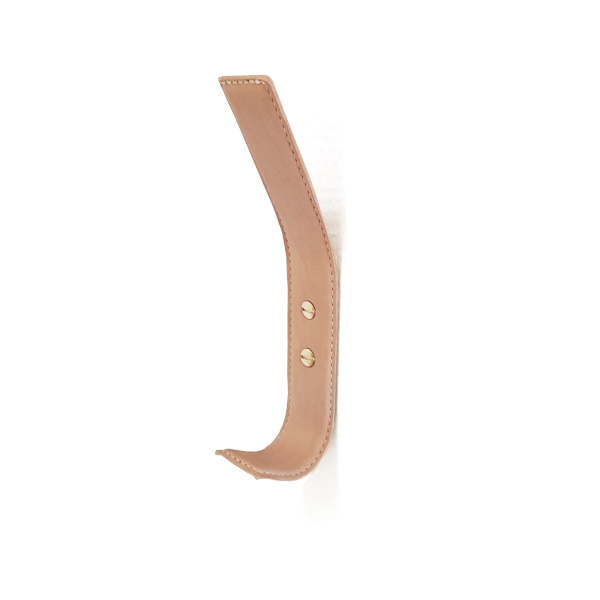 Nordic Function leather coat hook natur til entre leather coat hook for entrance hall design