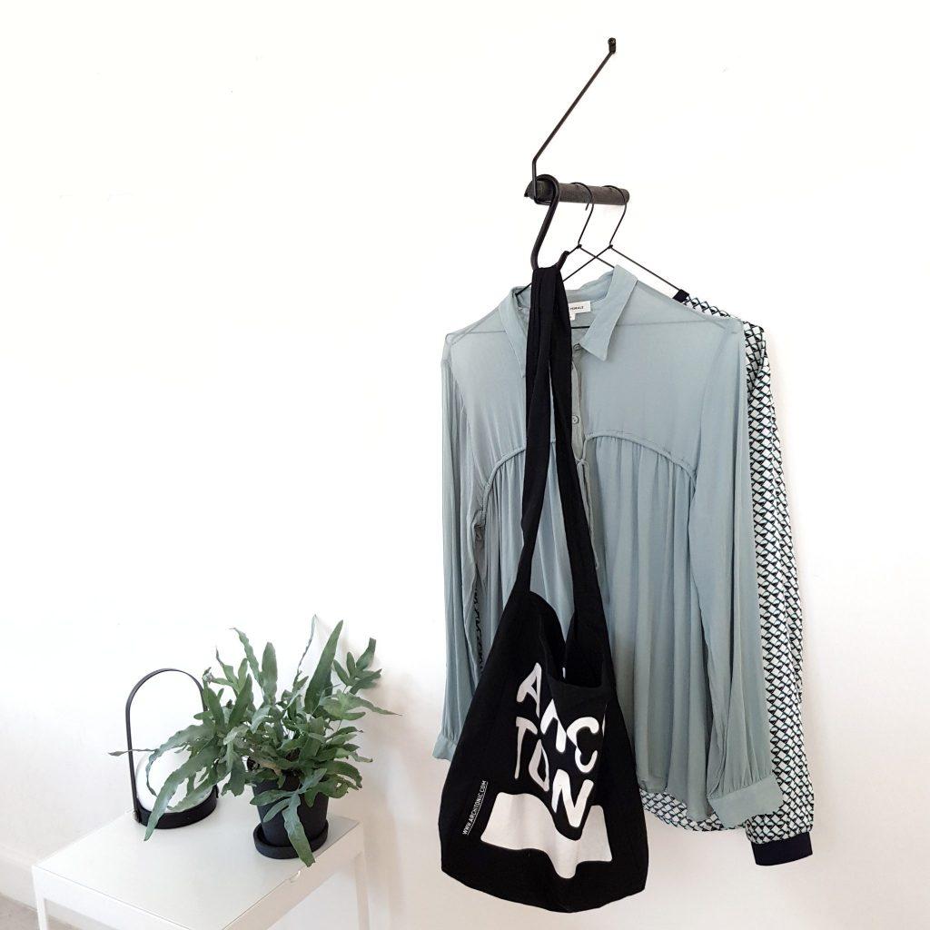 Nordic Function Add more bøjlestang sort eg og sort coat rack hook