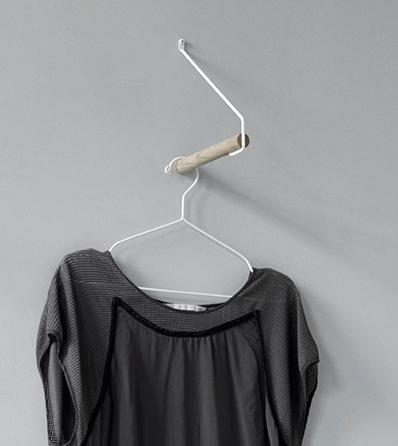 Add More bøjelstang Nordic Function clothes rack hook hanger high design danish